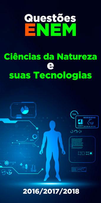 Resolvido: Ciencias da natureza e suas tecnologias