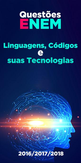 Resolvido: Linguagens codigos e suas tecnologias