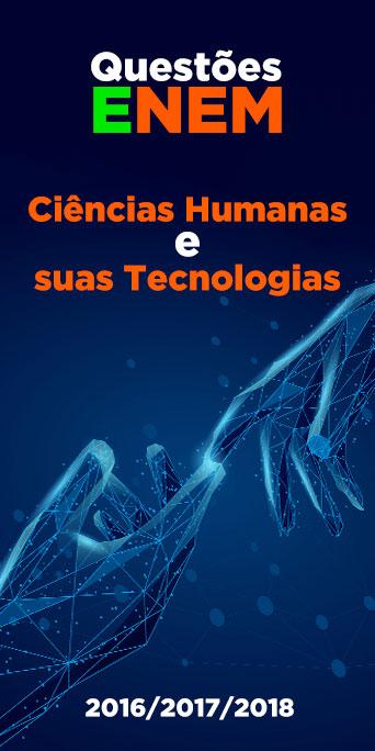 Resolvido: Ciencias humanas e suas tecnologias