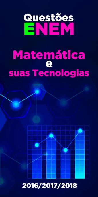 Resolvido: Matematica e suas tecnologias