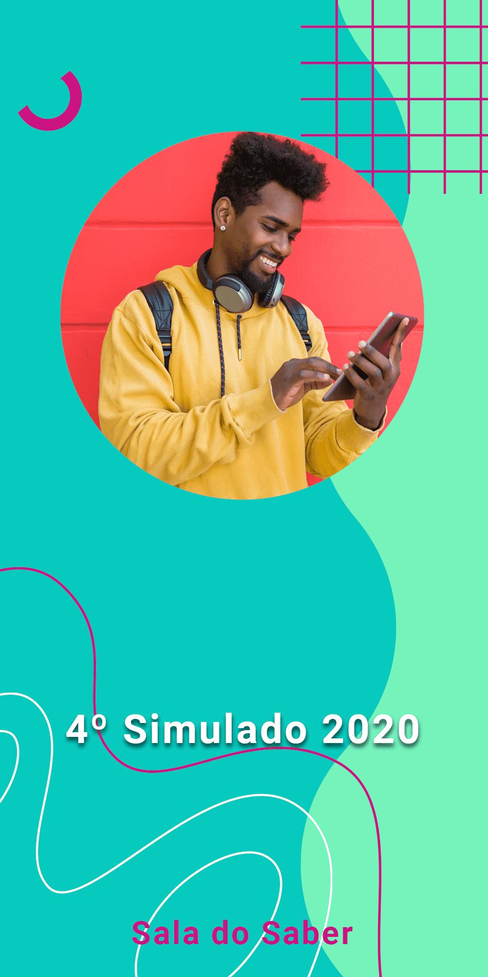 QUARTO SIMULADO 2020