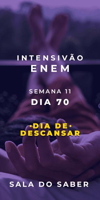 DIA 70 - SEMANA 11 - 2020