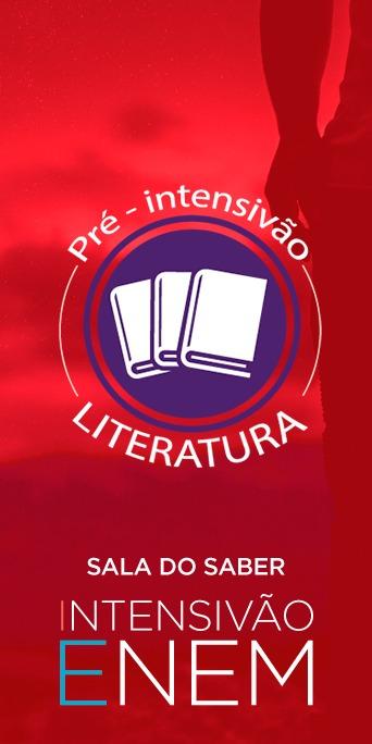 Pré-Intensivão: Literatura