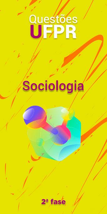 SOCIOLOGIA - 2ª fase