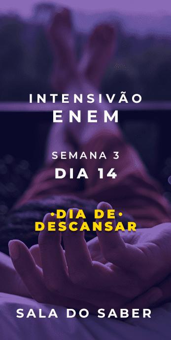 DIA 14 - SEMANA 03 - 2020