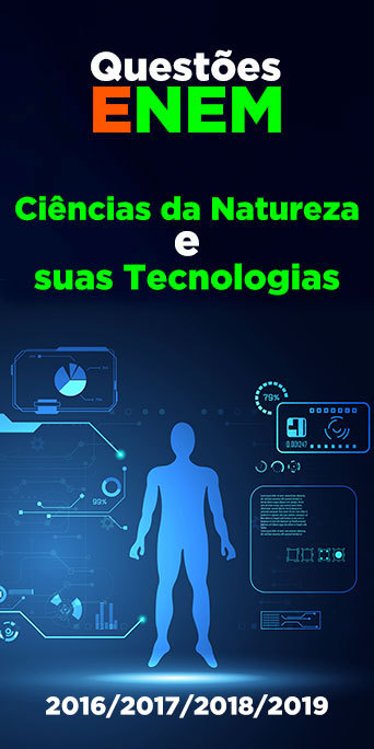 Resolvido: Ciências da Natureza e suas Tecnologias
