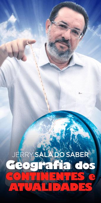 ENEM - Geografia dos Continentes e Atualidades